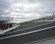 Dunnes Stores Dublin Ireland Roof 1