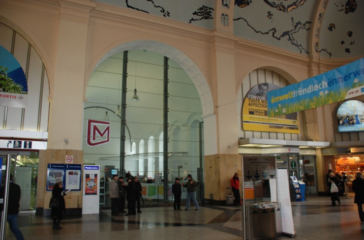 Luxemburg Main Station (3)