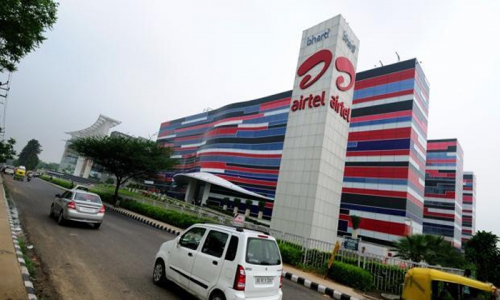 Airtel Building Gurgaon 700x500