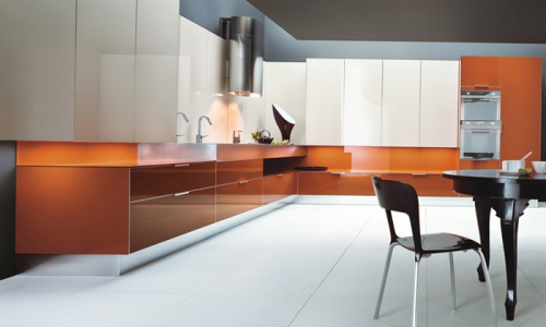Tempered Orange Glass (Kitchen) 700x500