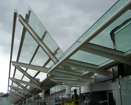 Glass Canopies 533x400
