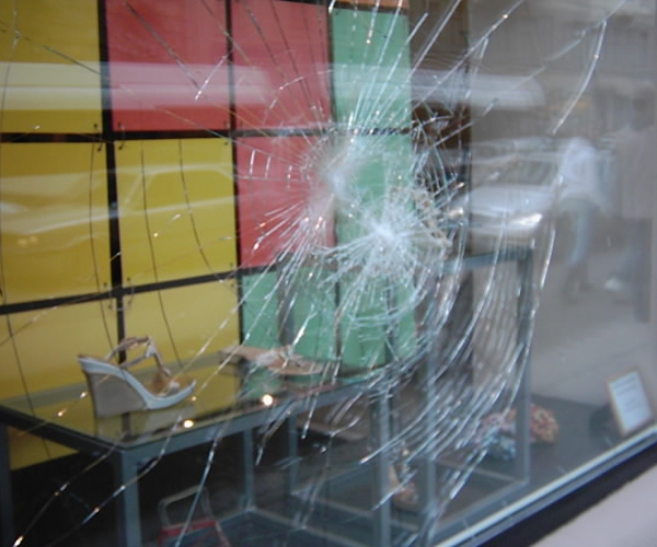 Security Glass Breakage 700x500