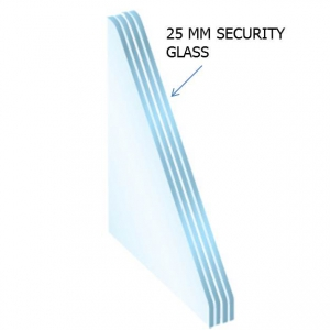 Eco Protect (Laminated Glass 25mm)